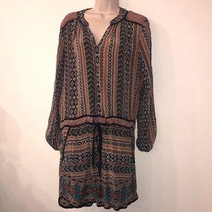 Anthropologie Tolani Silk Dress